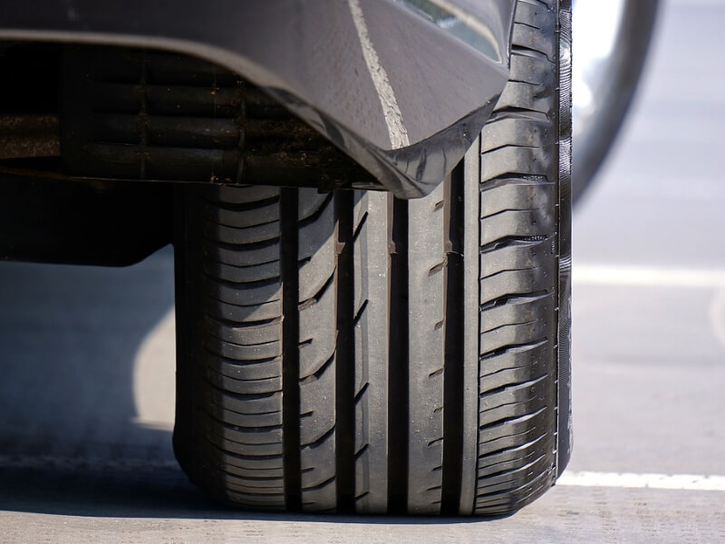 Reifendruck richtig einstellen - so gehts es mit den tipps von a1a