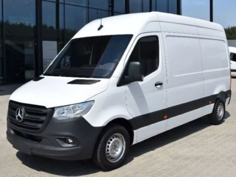 Mercedes-Benz Sprinter von A1A Automotive