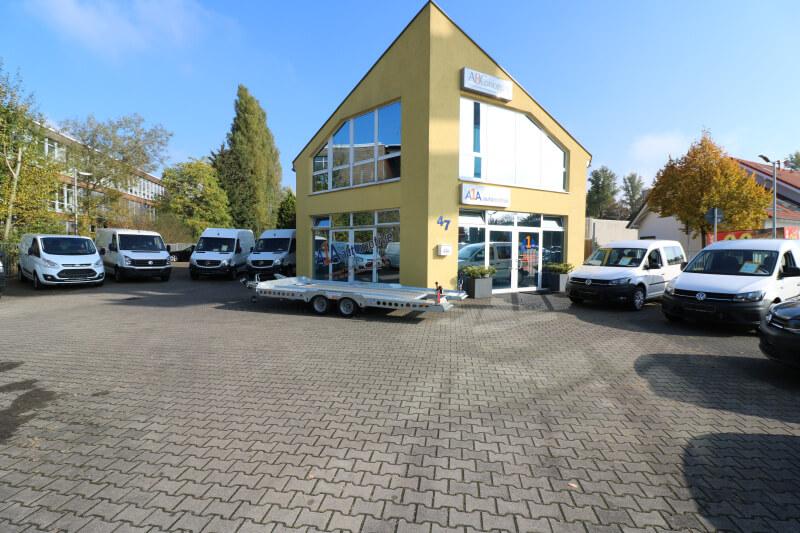 Neufahrzeug-Lieferung | A1A-Automotive